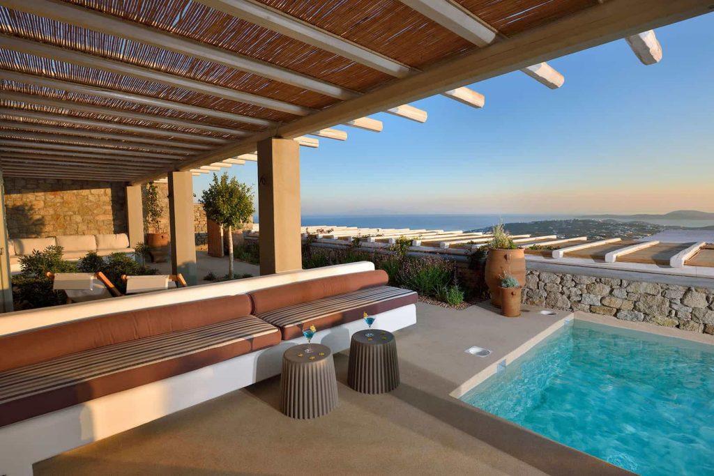 Mykonos luxury villa Zina12