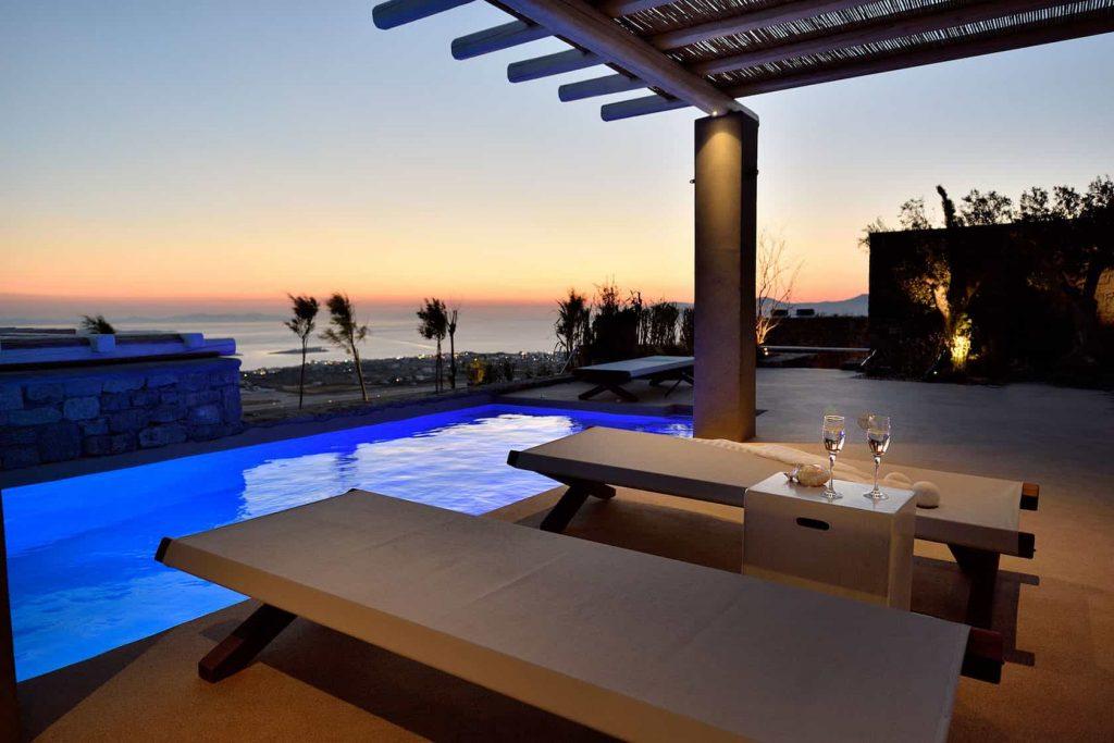 Mykonos luxury villa Zina23