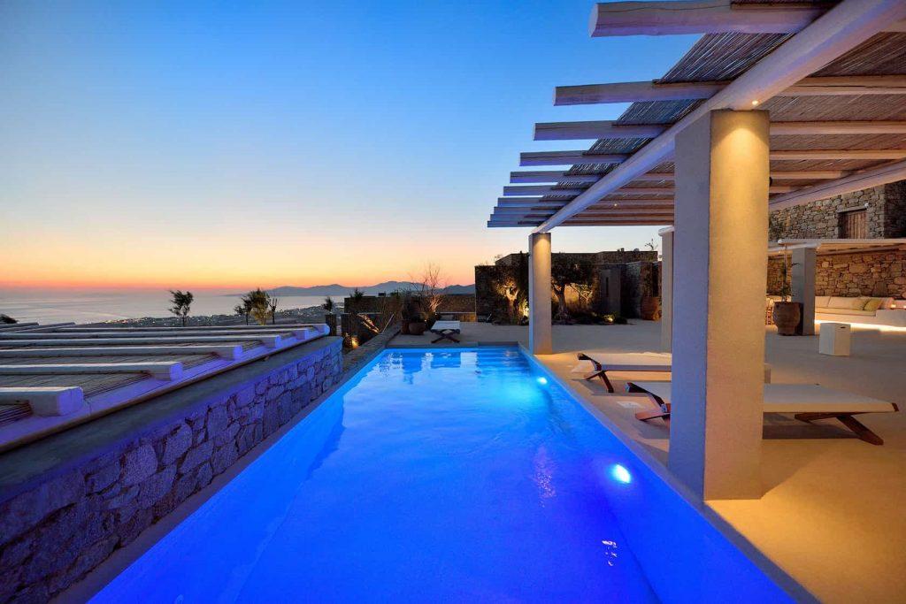 Mykonos luxury villa Zina25