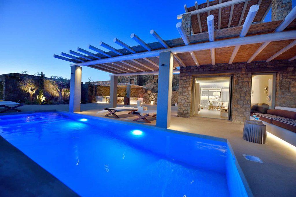 Mykonos luxury villa Zina26