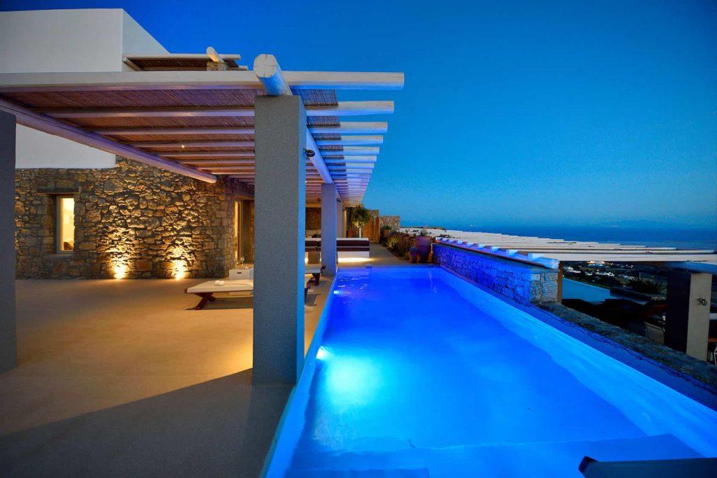 Mykonos luxury villa Zina27
