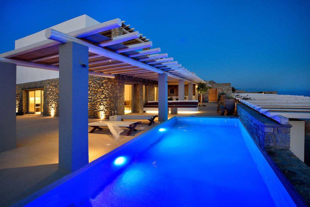 Mykonos luxury villa Zina28