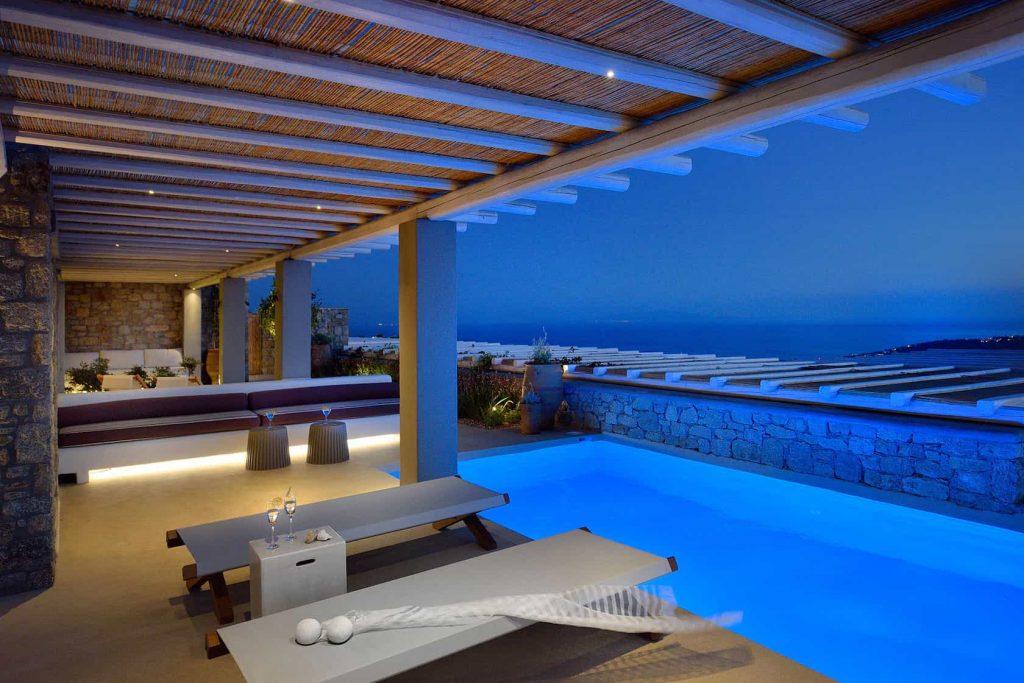 Mykonos luxury villa Zina29
