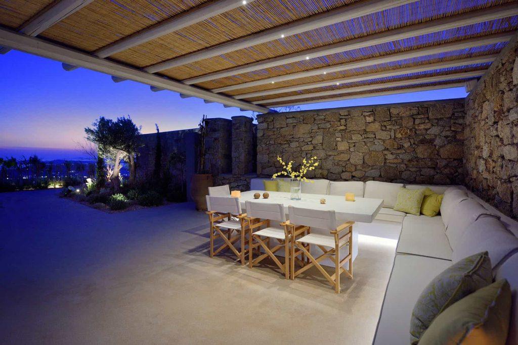 Mykonos luxury villa Zina30