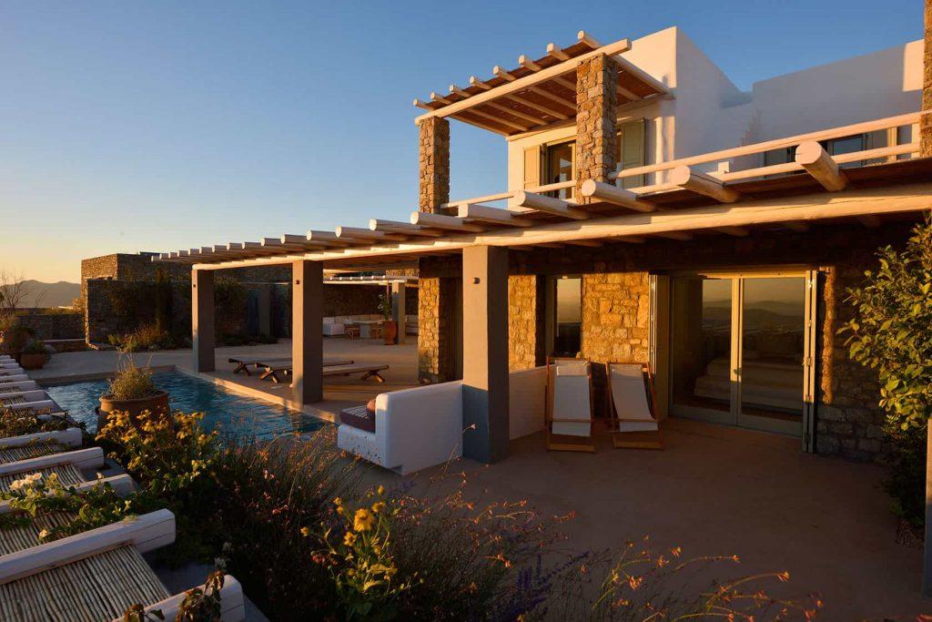 Mykonos luxury villa Zina32
