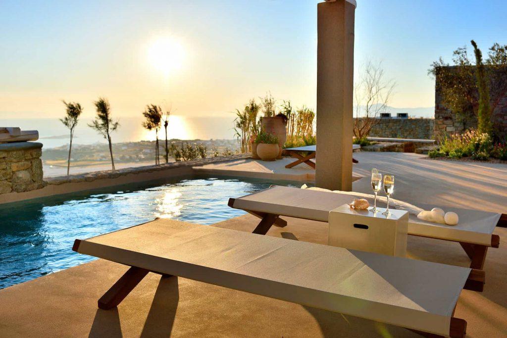Mykonos luxury villa Zina8