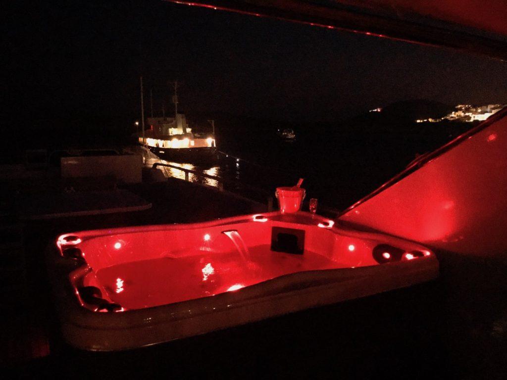 Mykonos Luxury Yacht Akhir  5
