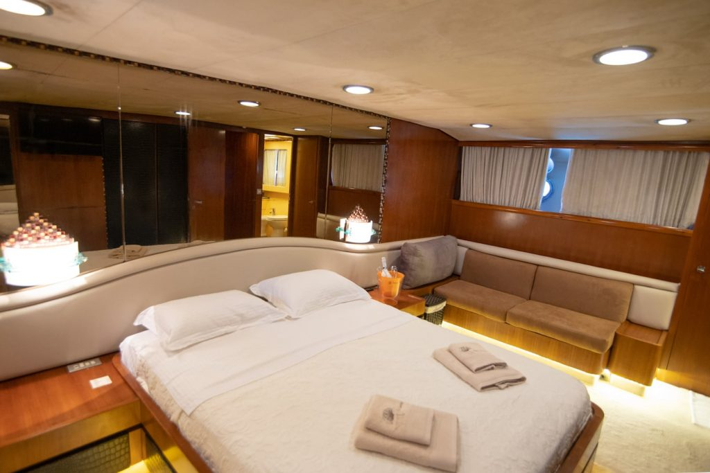 Mykonos Luxury Yacht Akhir  9