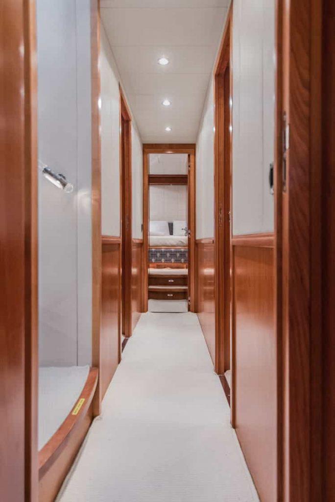 Mykonos luxury yacht Alalunga78ft14