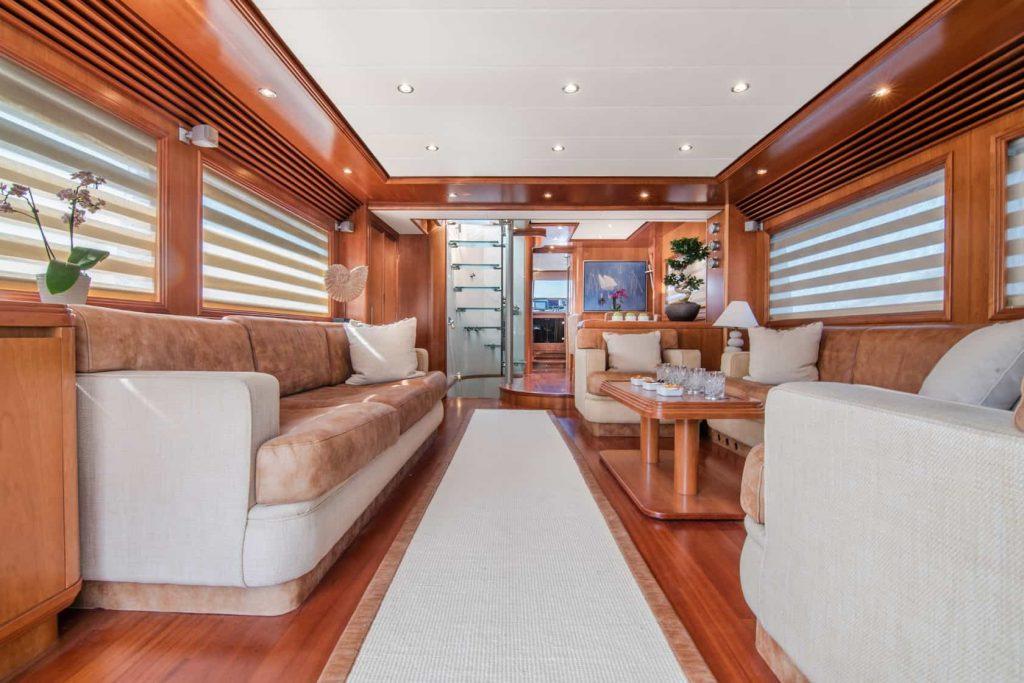 Mykonos luxury yacht Alalunga78ft19