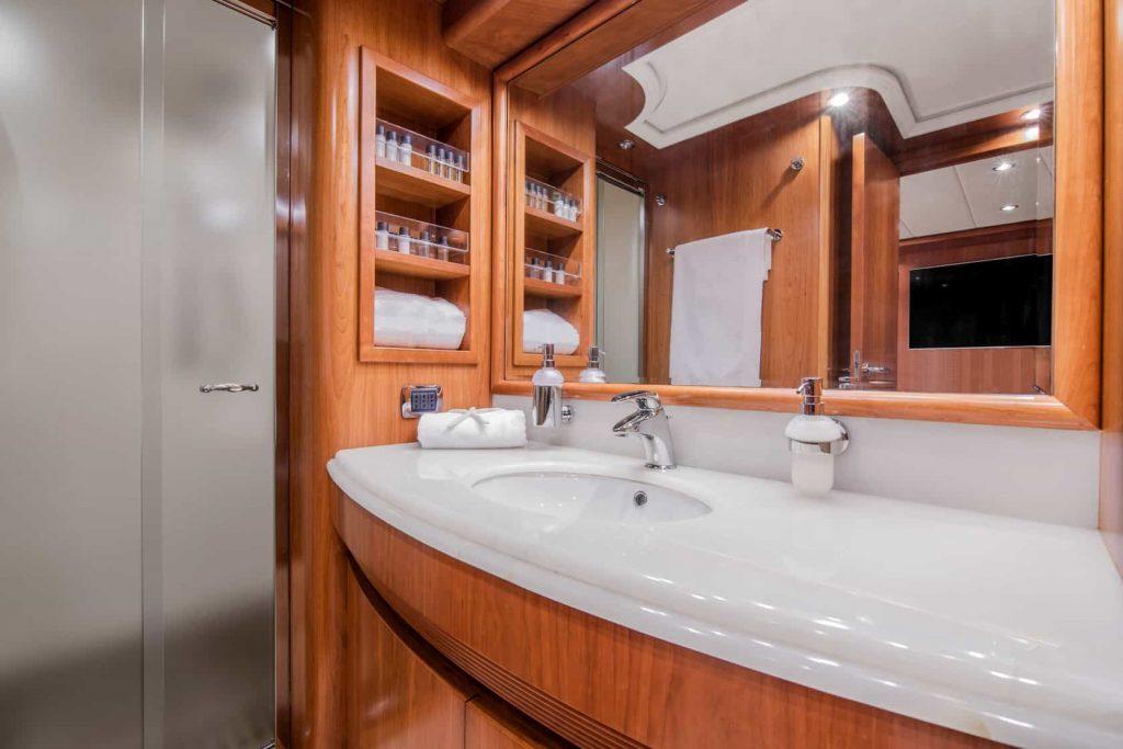 Mykonos luxury yacht Alalunga78ft2