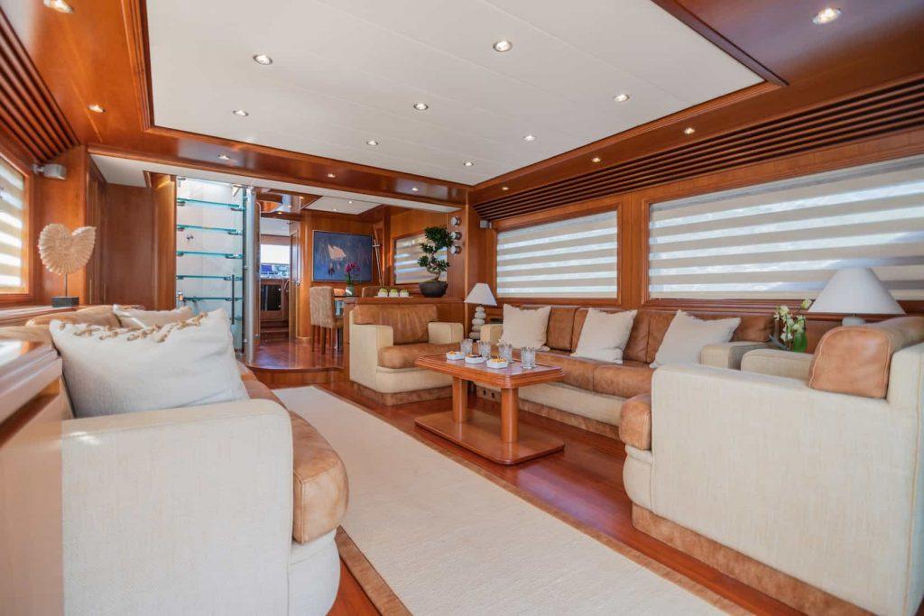 Mykonos luxury yacht Alalunga78ft20