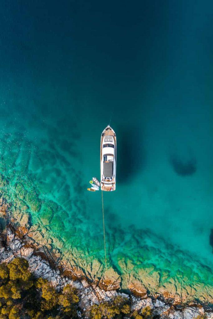 Mykonos luxury yacht Alalunga78ft27