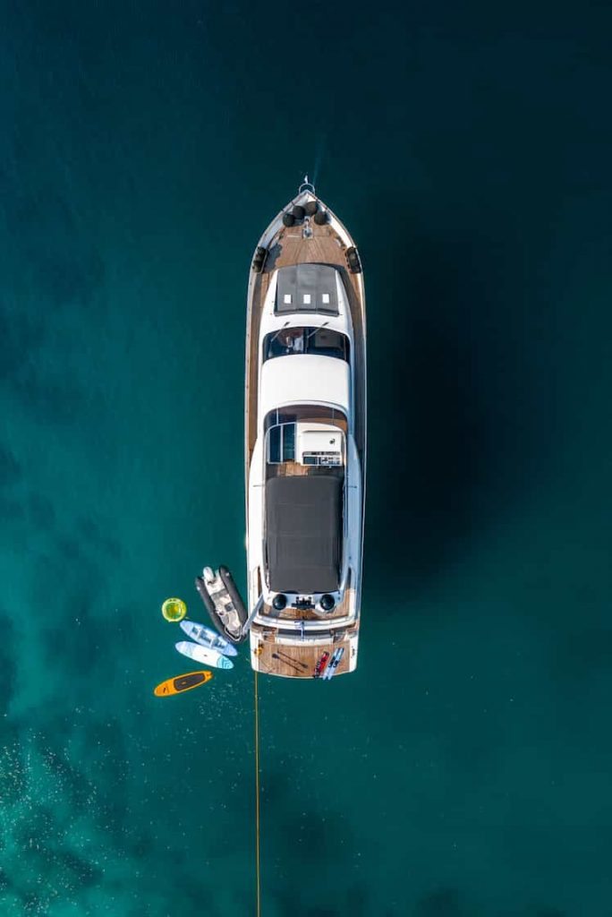 Mykonos luxury yacht Alalunga78ft28