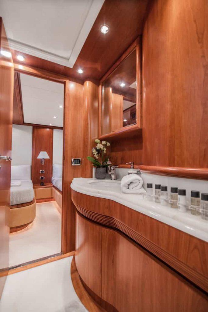 Mykonos luxury yacht Alalunga78ft29