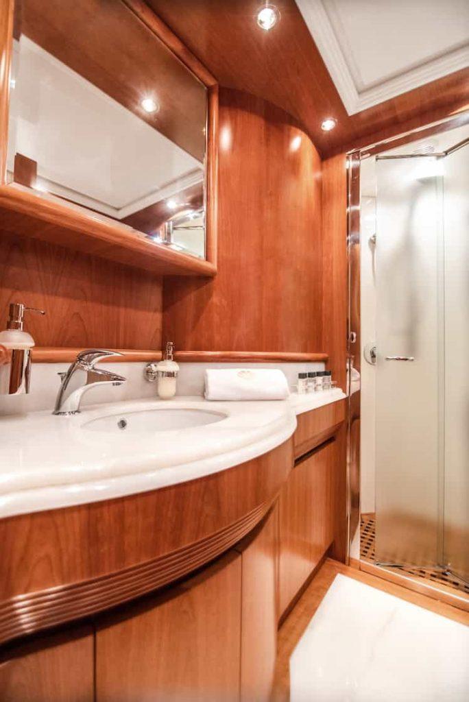 Mykonos luxury yacht Alalunga78ft3