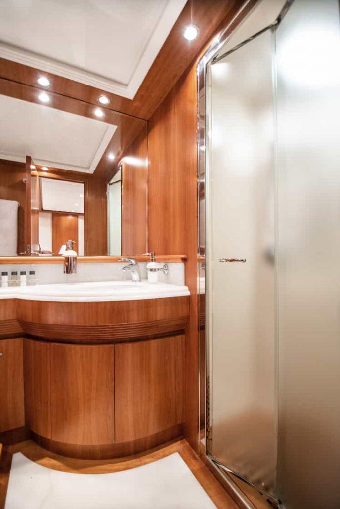 Mykonos luxury yacht Alalunga78ft5