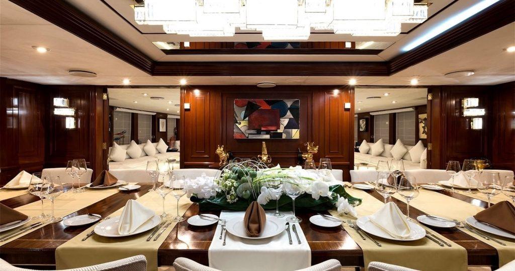 Mykonos Luxury Yacht Chakra1