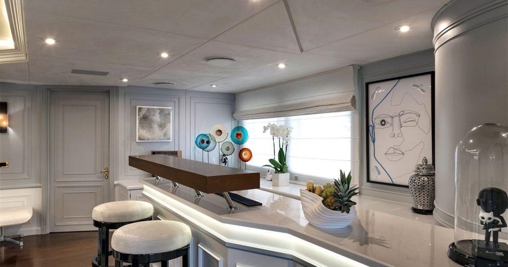 Mykonos Luxury Yacht Chakra18