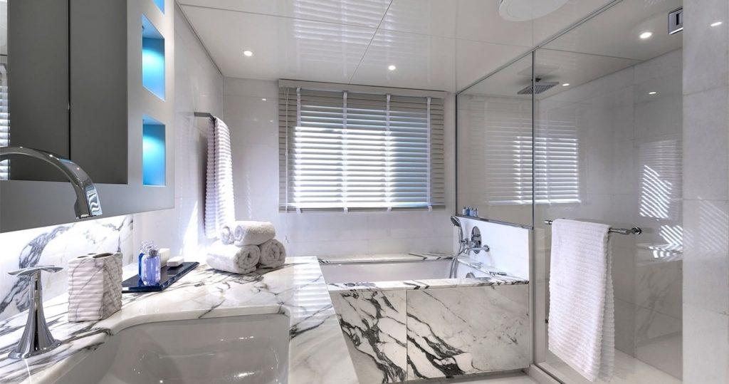 Mykonos Luxury Yacht Chakra21