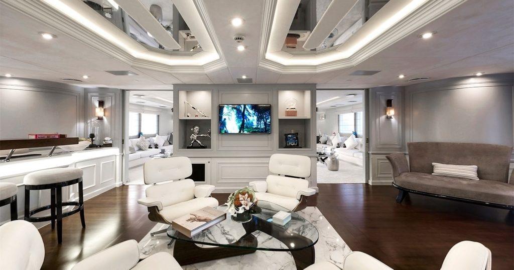 Mykonos Luxury Yacht Chakra23