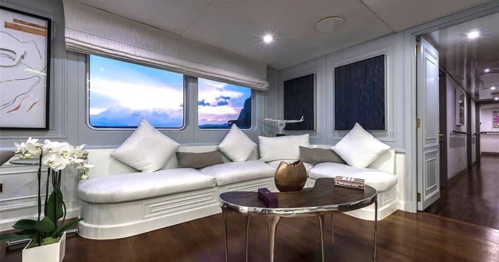 Mykonos Luxury Yacht Chakra24
