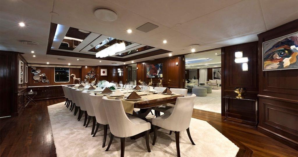 Mykonos Luxury Yacht Chakra26