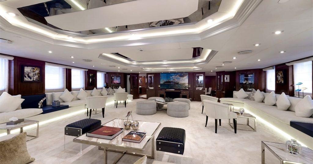 Mykonos Luxury Yacht Chakra27