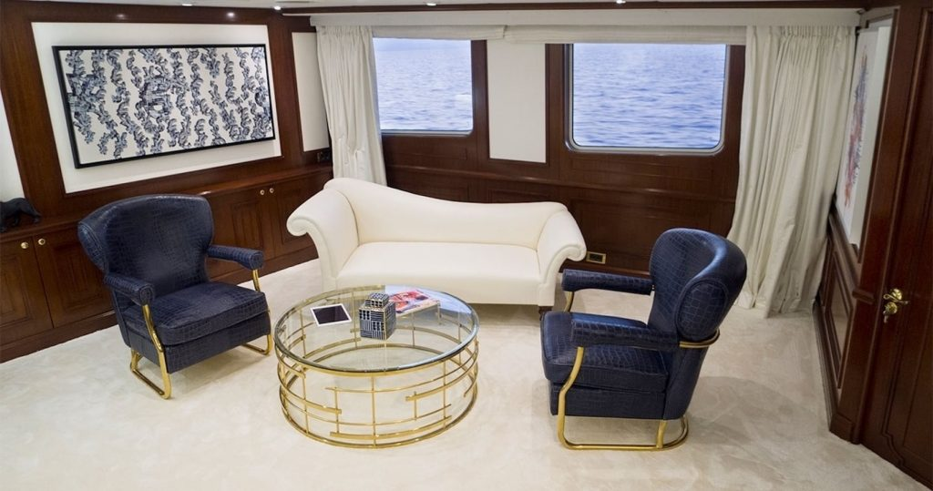 Mykonos Luxury Yacht Chakra28