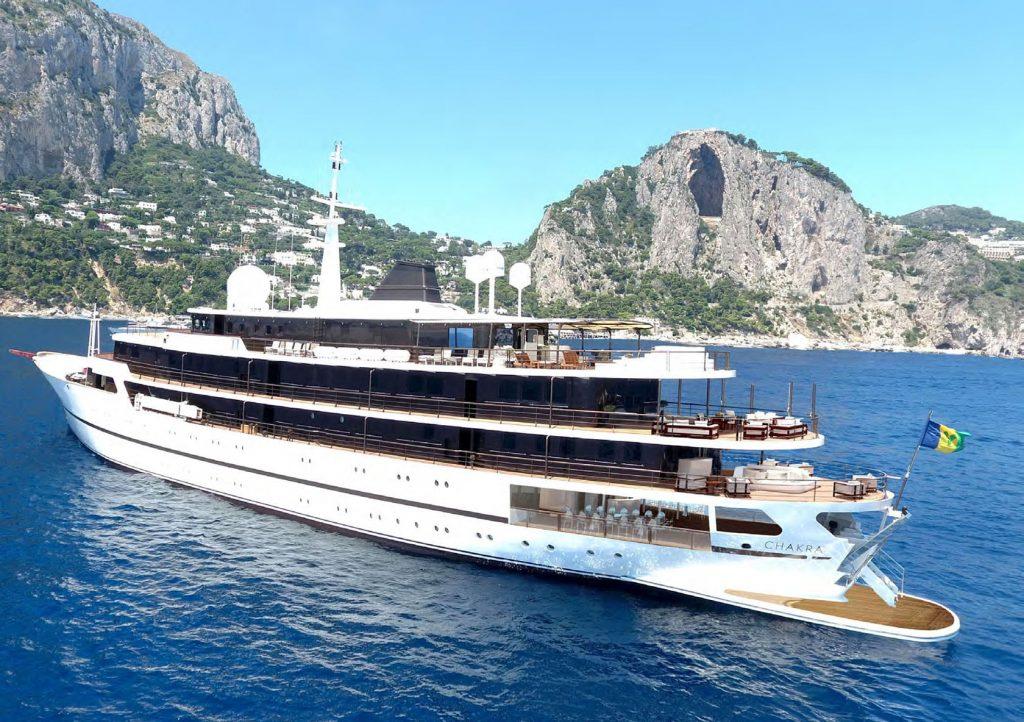 Mykonos Luxury Yacht Chakra3