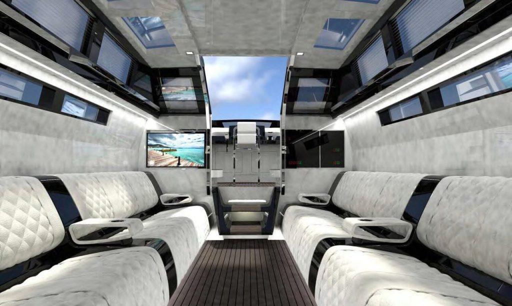 Mykonos Luxury Yacht Chakra5