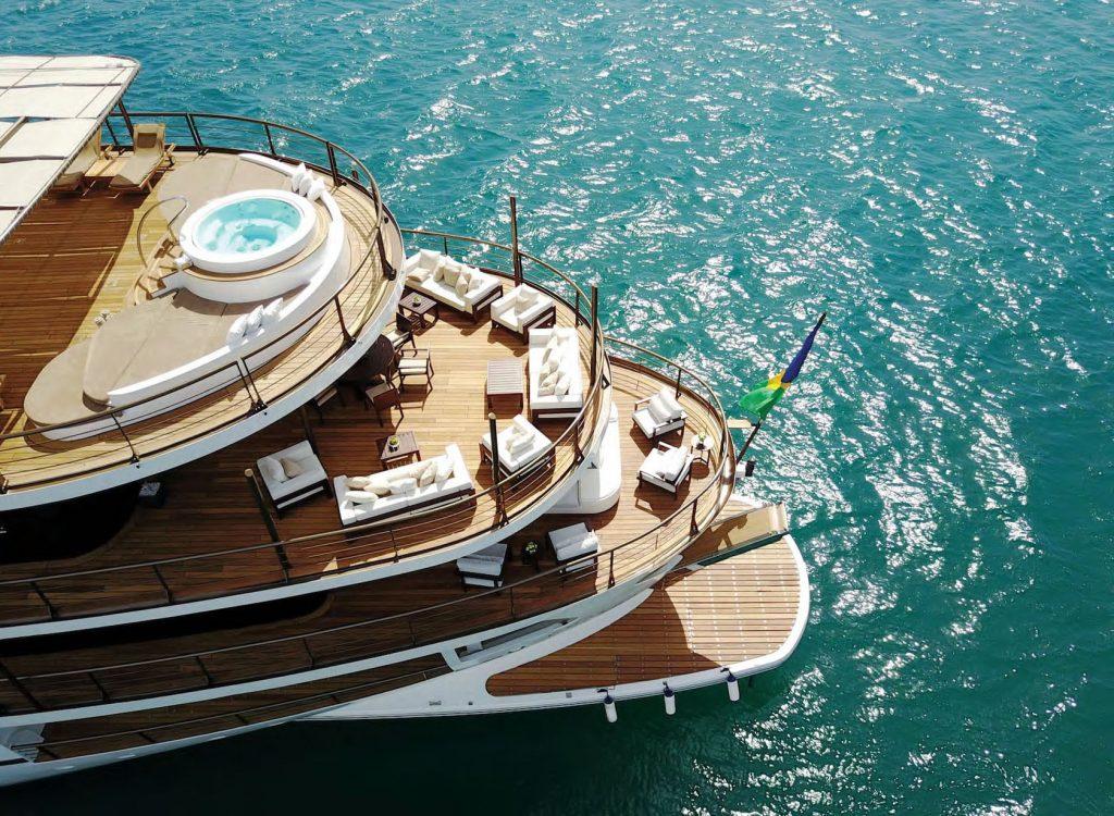 Mykonos Luxury Yacht Chakra6