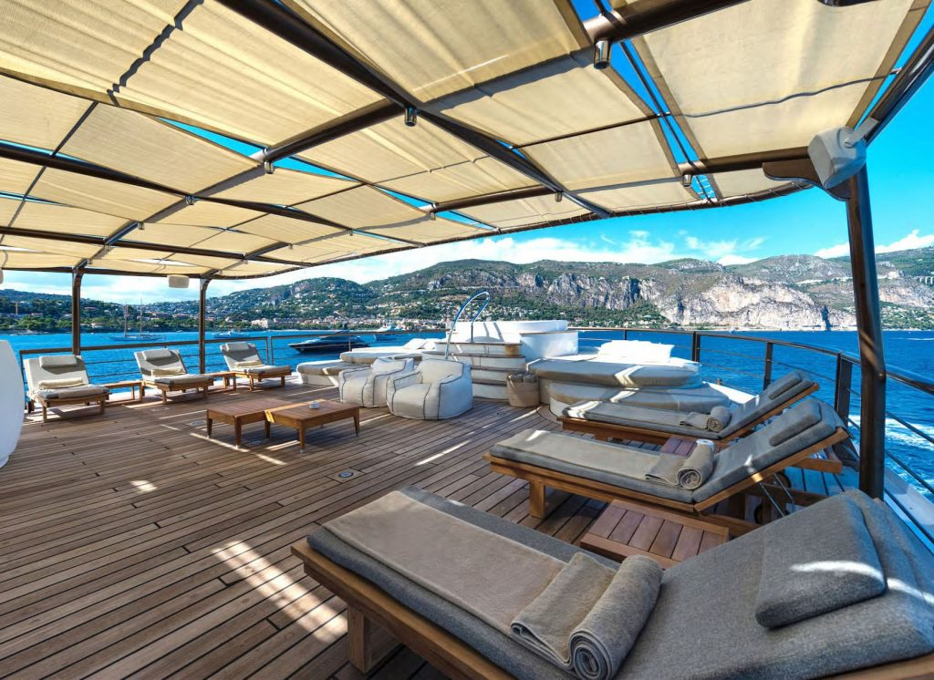 Mykonos Luxury Yacht Chakra7