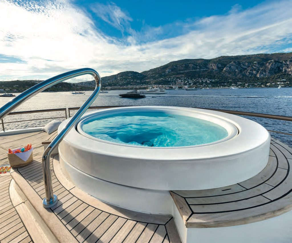 Mykonos Luxury Yacht Chakra8
