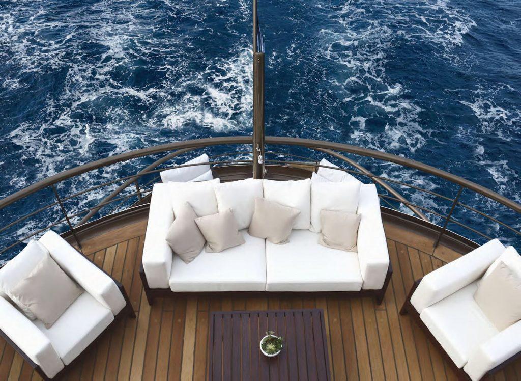 Mykonos Luxury Yacht Chakra9