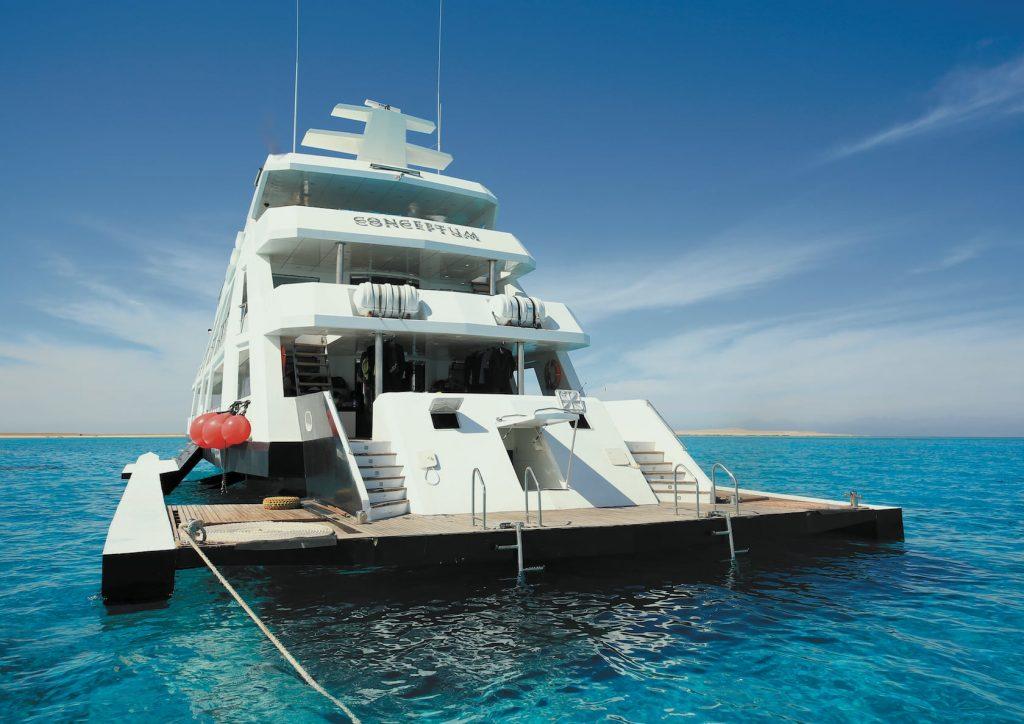 Mykonos Luxury Yacht Conceptum2