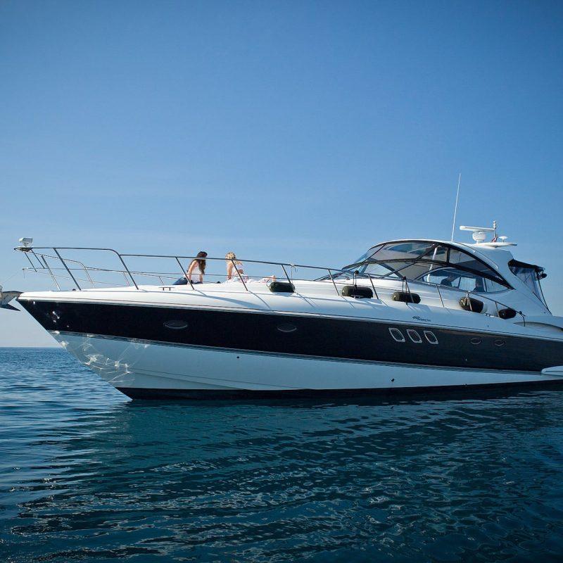 Cruiser Yacht 60