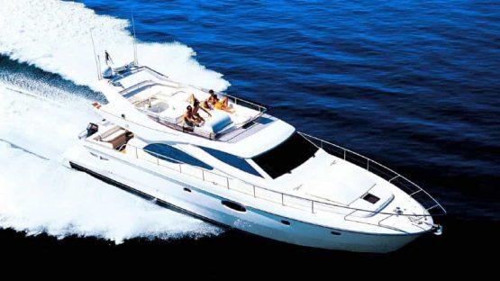 Mykonos luxury yacht Ferretti59_1