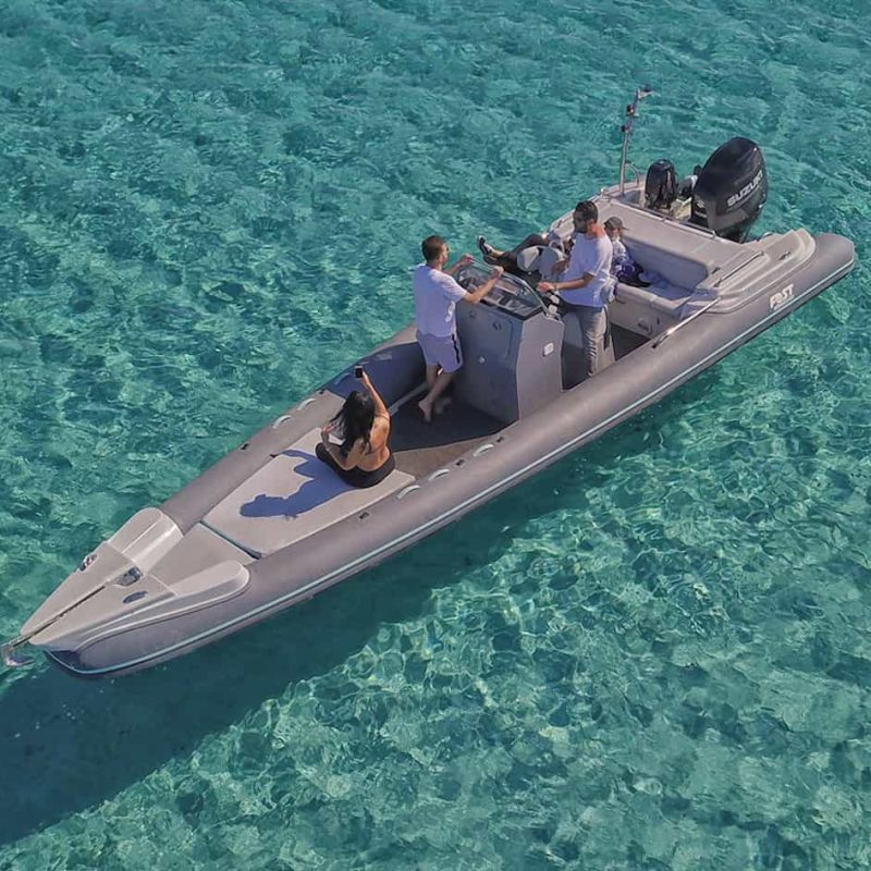 Fost Obsession Water Taxi Services