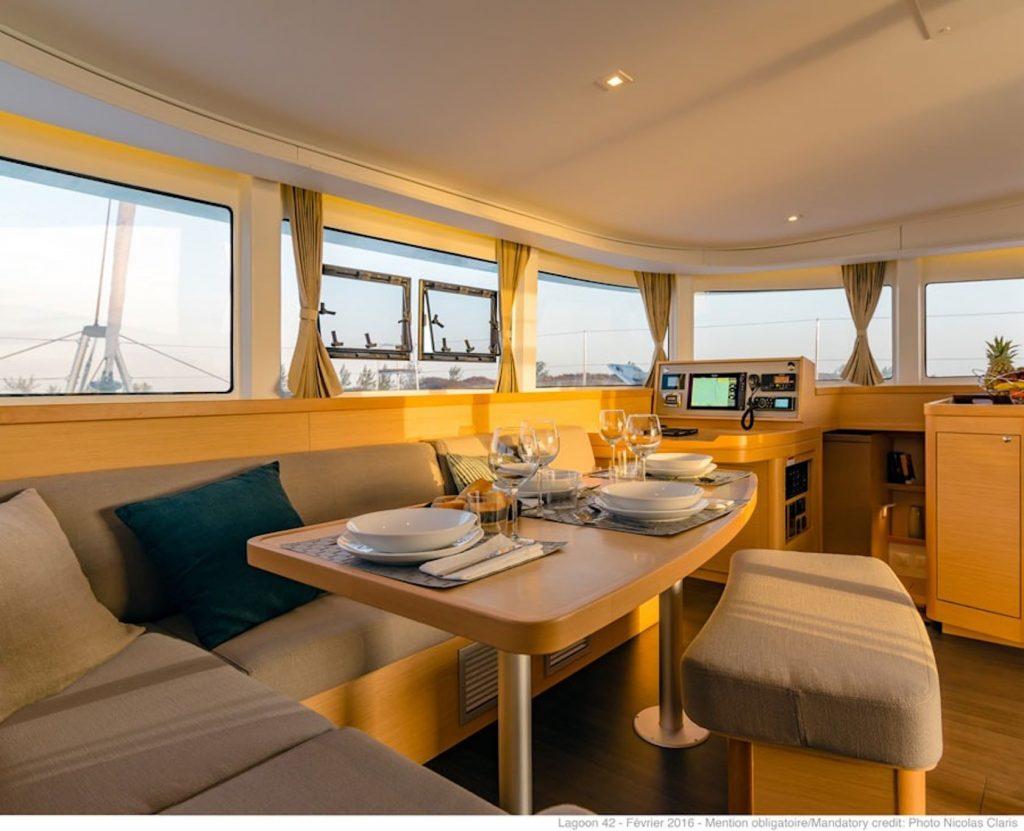 Mykonos Luxury Yacht Lagoon42_4
