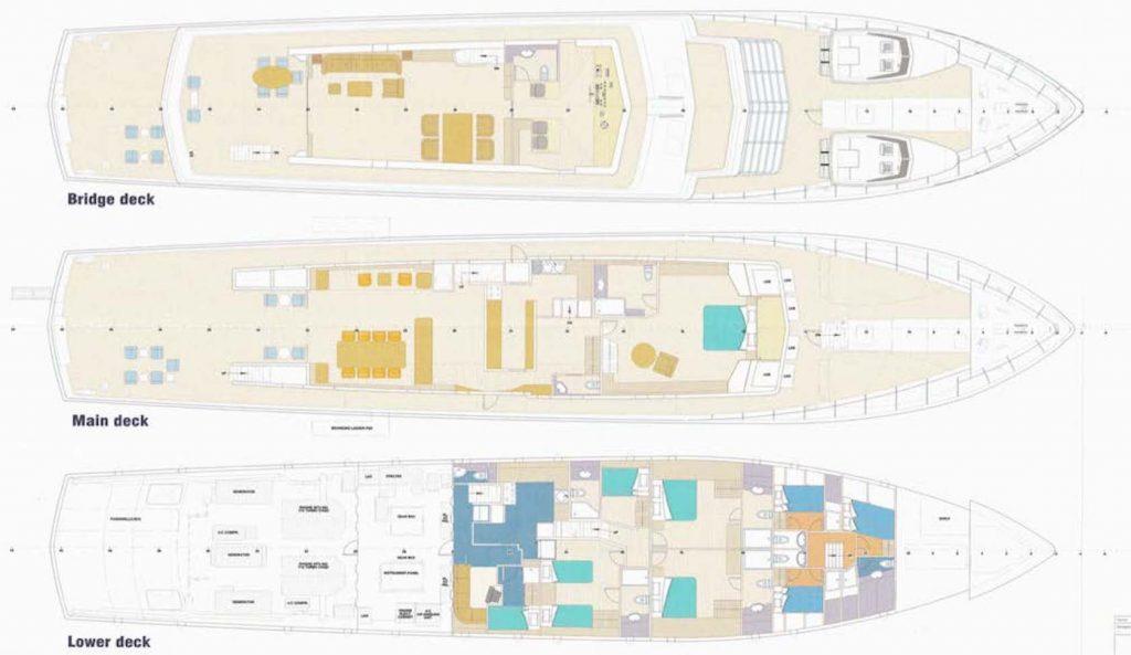 Mykonos Luxury Yacht LibraY1