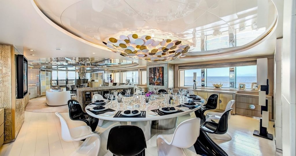 Mykonos Luxury Yacht Light Holic23