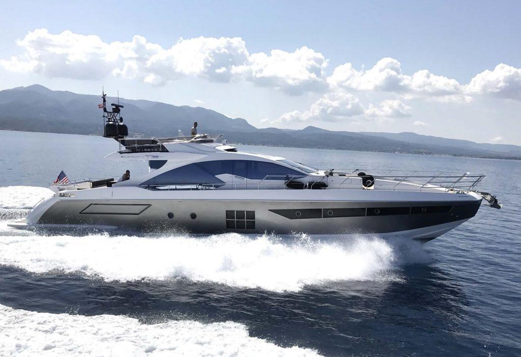 Mykonos Luxury Yacht Μakani12