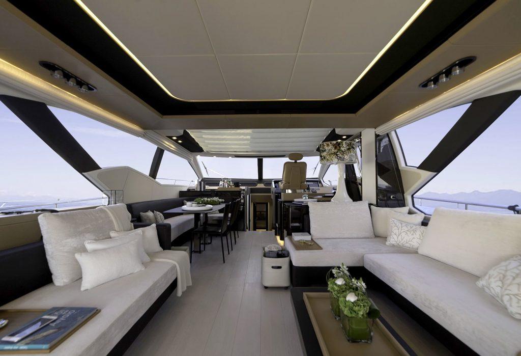 Mykonos Luxury Yacht Μakani15