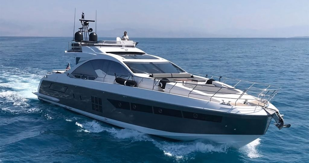 Mykonos Luxury Yacht Μakani2