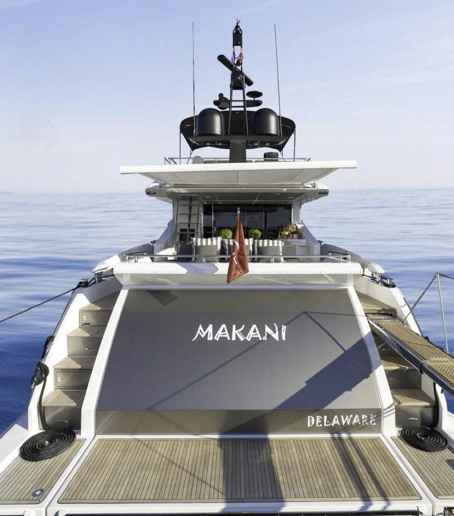 Mykonos Luxury Yacht Μakani21