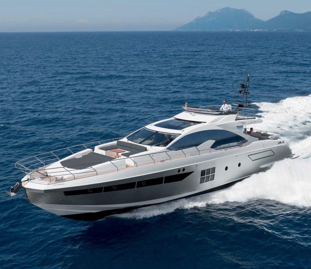 Mykonos Luxury Yacht Μakani22