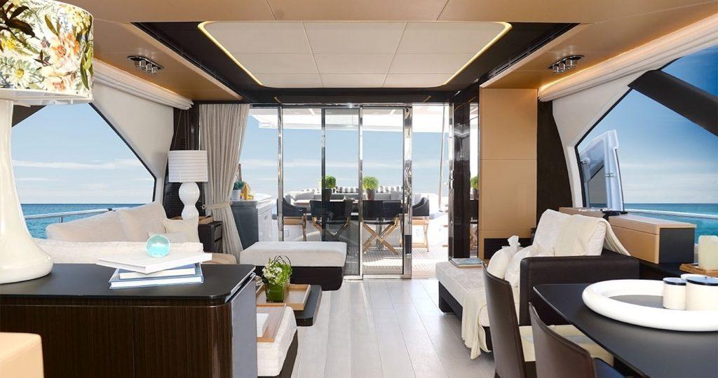Mykonos Luxury Yacht Μakani6