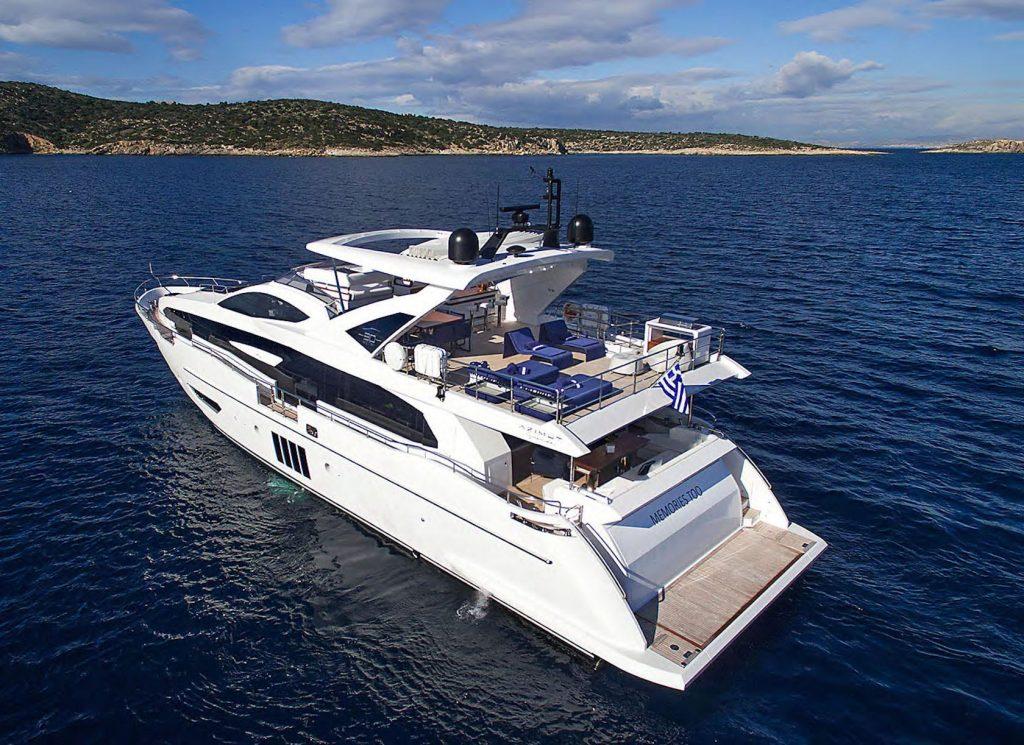 Mykonos Luxury Yacht MemoriesToo19