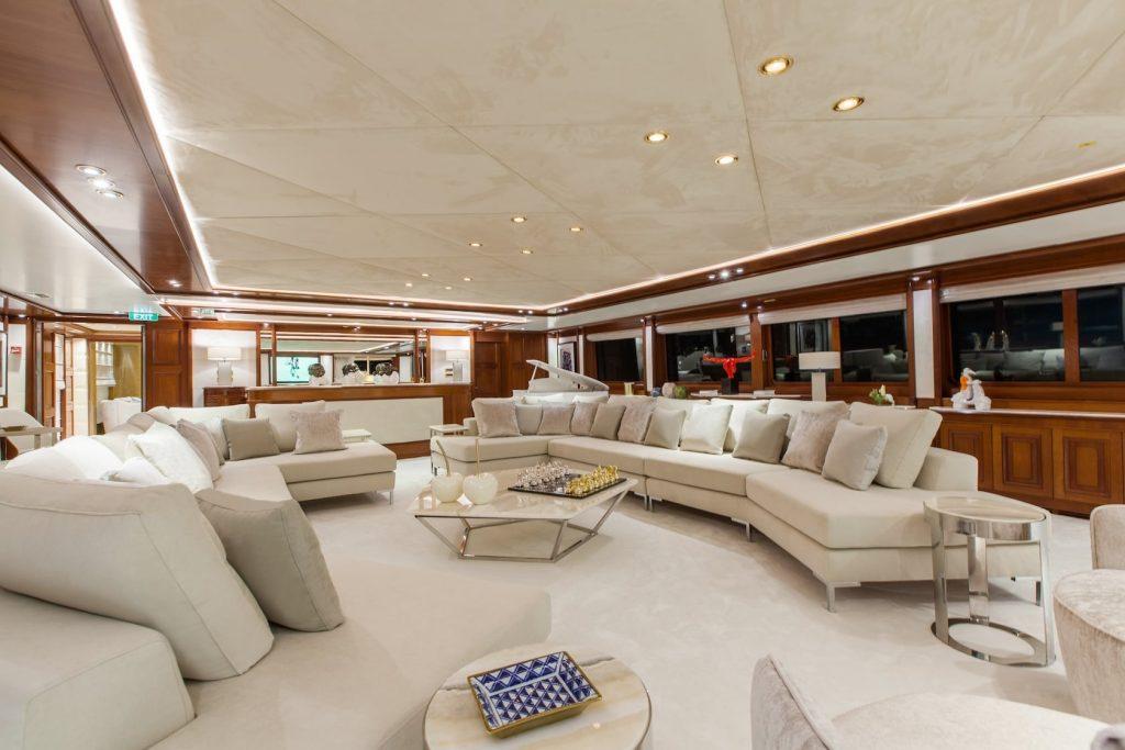 Mykonos Luxury Yacht Omega10